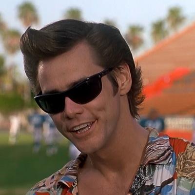Ace Ventura, (1994)