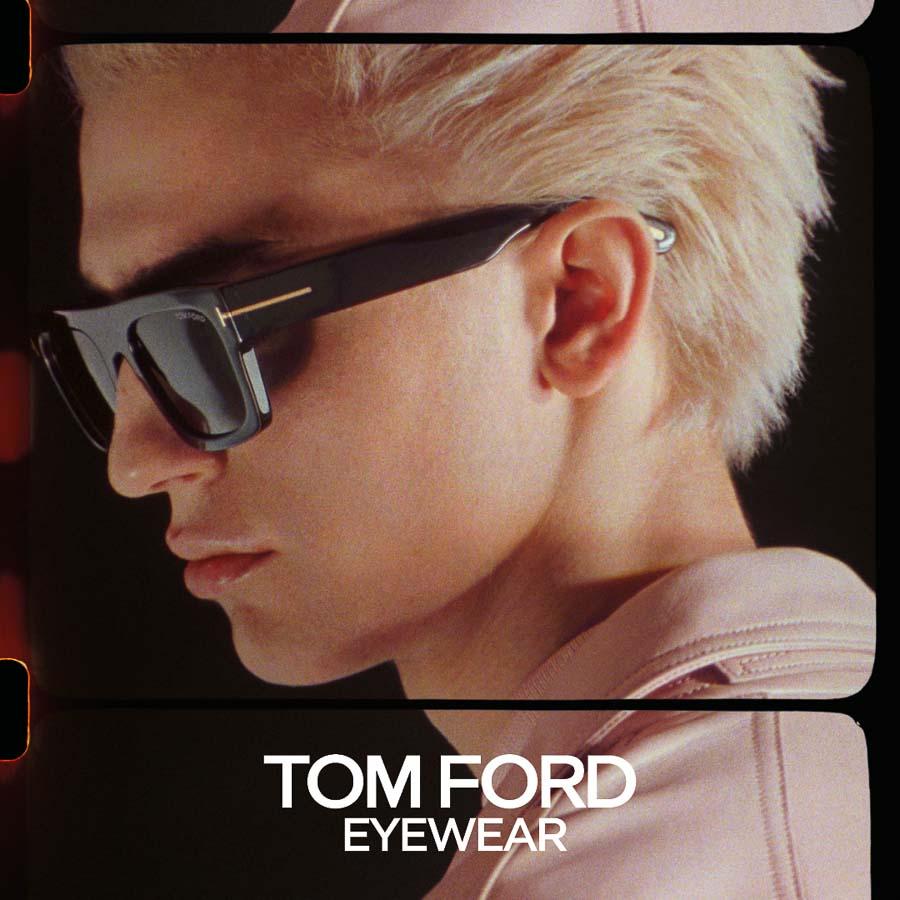Occhiale da sole Tom Ford modello Ft0711 Fausto James Bond