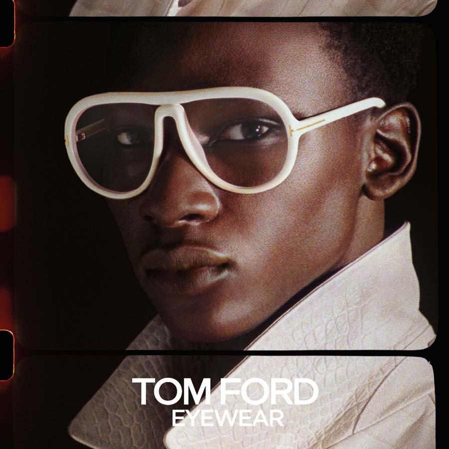 Occhiale da sole Tom Ford modello Cybil