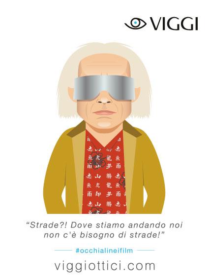 doc Ritorno al Futuro, (1985)
